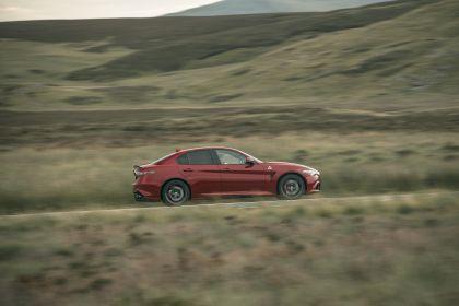 2020 Alfa Romeo Giulia Quadrifoglio - UK version 20