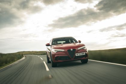 2020 Alfa Romeo Stelvio Quadrifoglio - UK version 2