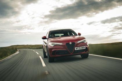 2020 Alfa Romeo Stelvio Quadrifoglio - UK version 3