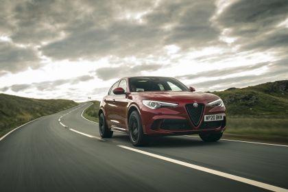 2020 Alfa Romeo Stelvio Quadrifoglio - UK version 4