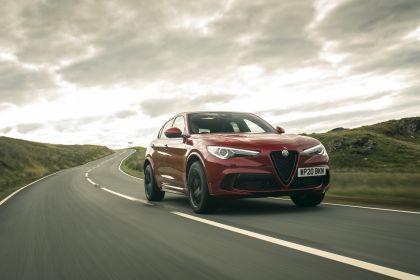 2020 Alfa Romeo Stelvio Quadrifoglio - UK version 5