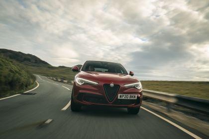 2020 Alfa Romeo Stelvio Quadrifoglio - UK version 8