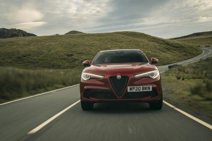 2020 Alfa Romeo Stelvio Quadrifoglio - UK version 9