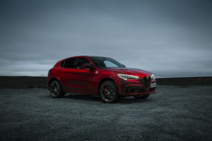 2020 Alfa Romeo Stelvio Quadrifoglio - UK version 25