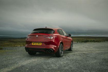 2020 Alfa Romeo Stelvio Quadrifoglio - UK version 26