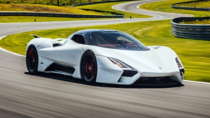 2020 Shelby SuperCars Tuatara 3