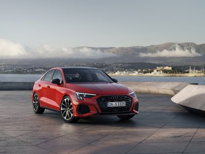 2021 Audi S3 sedan 7