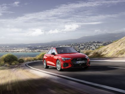 2021 Audi S3 sedan 8