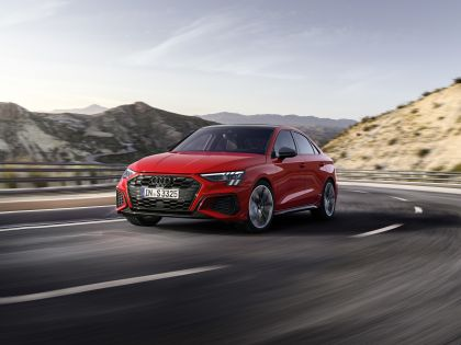 2021 Audi S3 sedan 10