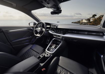 2021 Audi S3 sedan 14