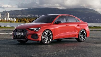 2021 Audi S3 sedan 4