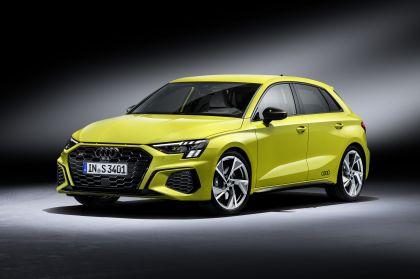 2021 Audi S3 sportback 1