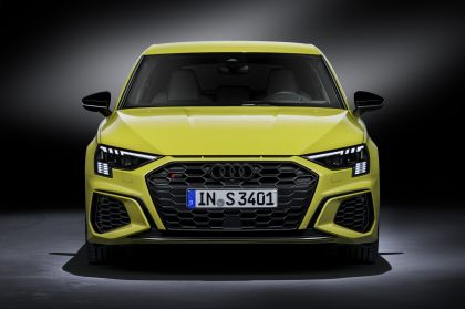 2021 Audi S3 sportback 4