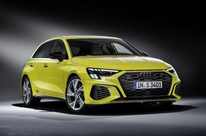 2021 Audi S3 sportback 7