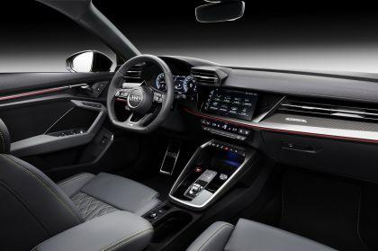 2021 Audi S3 sportback 17