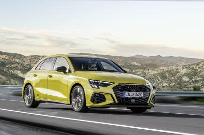 2021 Audi S3 sportback 22