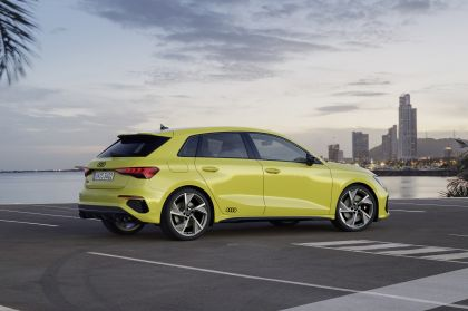 2021 Audi S3 sportback 23