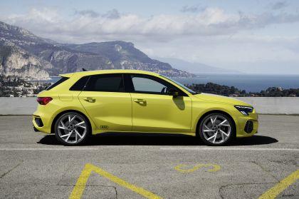 2021 Audi S3 sportback 25