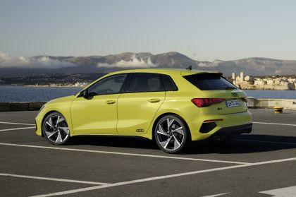 2021 Audi S3 sportback 26