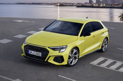 2021 Audi S3 sportback 28