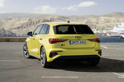2021 Audi S3 sportback 30