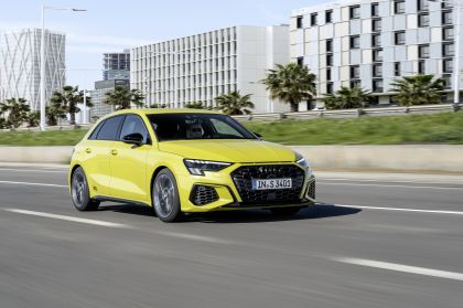 2021 Audi S3 sportback 31