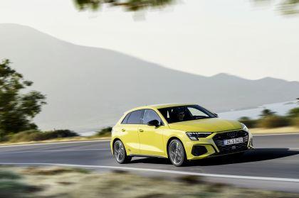 2021 Audi S3 sportback 36