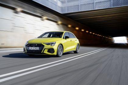 2021 Audi S3 sportback 38