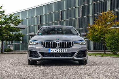 2021 BMW 545e ( G30 ) xDrive sedan 12