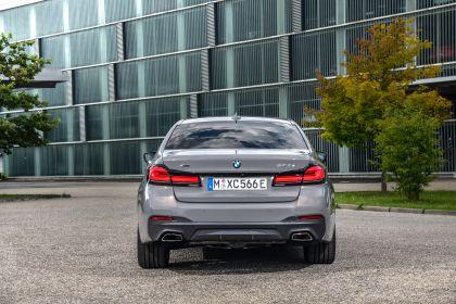 2021 BMW 545e ( G30 ) xDrive sedan 13