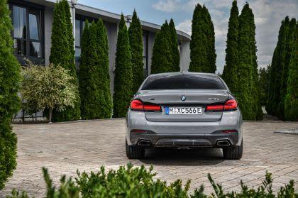 2021 BMW 545e ( G30 ) xDrive sedan 17