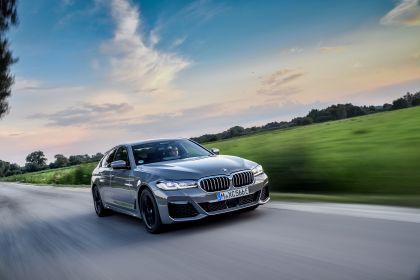 2021 BMW 545e ( G30 ) xDrive sedan 22
