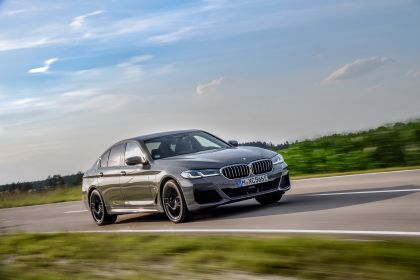 2021 BMW 545e ( G30 ) xDrive sedan 34