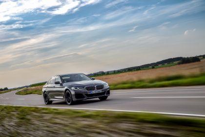 2021 BMW 545e ( G30 ) xDrive sedan 35