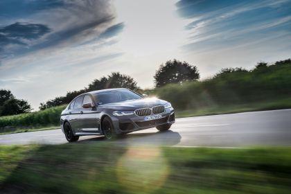 2021 BMW 545e ( G30 ) xDrive sedan 40