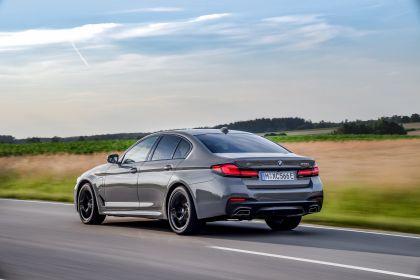 2021 BMW 545e ( G30 ) xDrive sedan 42