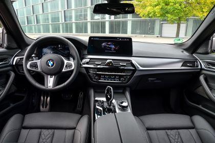 2021 BMW 545e ( G30 ) xDrive sedan 62