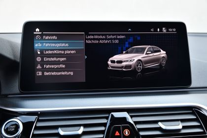 2021 BMW 545e ( G30 ) xDrive sedan 69