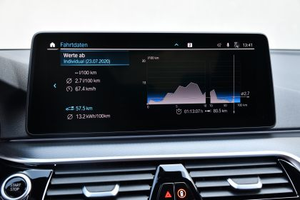 2021 BMW 545e ( G30 ) xDrive sedan 73