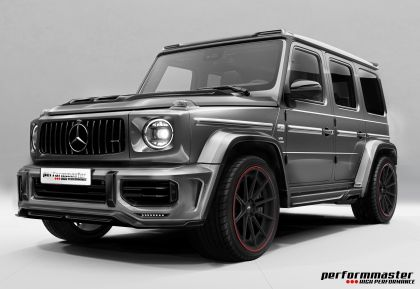 2020 Mercedes-AMG G 63 with Aersphere-bodykit by performmaster 1