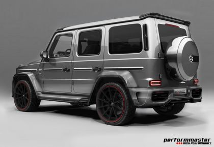 2020 Mercedes-AMG G 63 with Aersphere-bodykit by performmaster 2