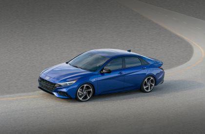 2021 Hyundai Elantra N Line 14