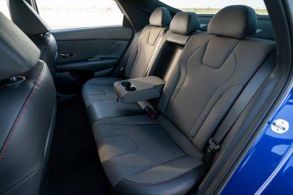 2021 Hyundai Elantra N Line 52