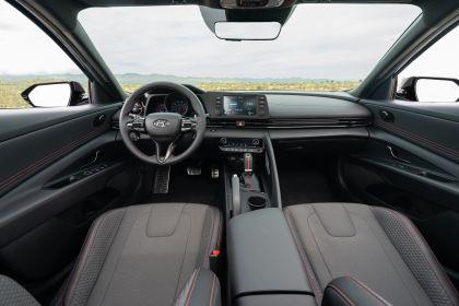 2021 Hyundai Elantra N Line 59