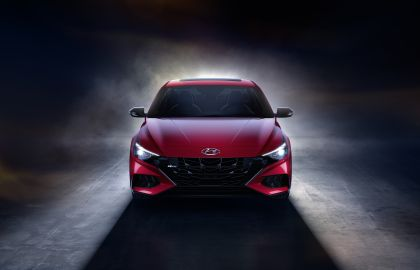 2021 Hyundai Elantra N Line 82