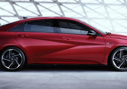 2021 Hyundai Elantra N Line 87
