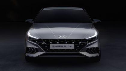2021 Hyundai Elantra N Line 89