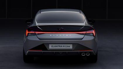 2021 Hyundai Elantra N Line 90