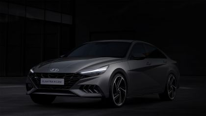 2021 Hyundai Elantra N Line 91