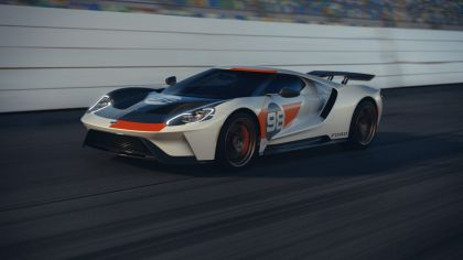 2021 Ford GT Heritage edition 1